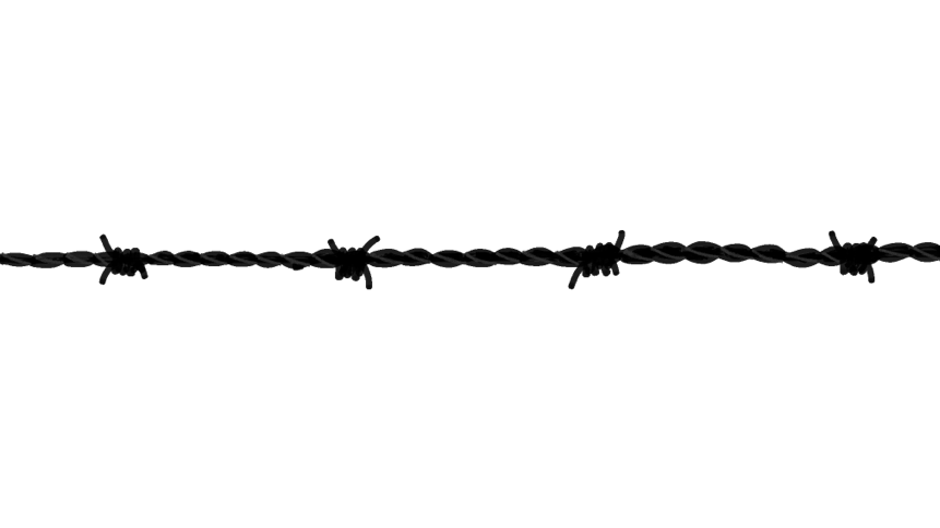 barbed wire western clipart - photo #20