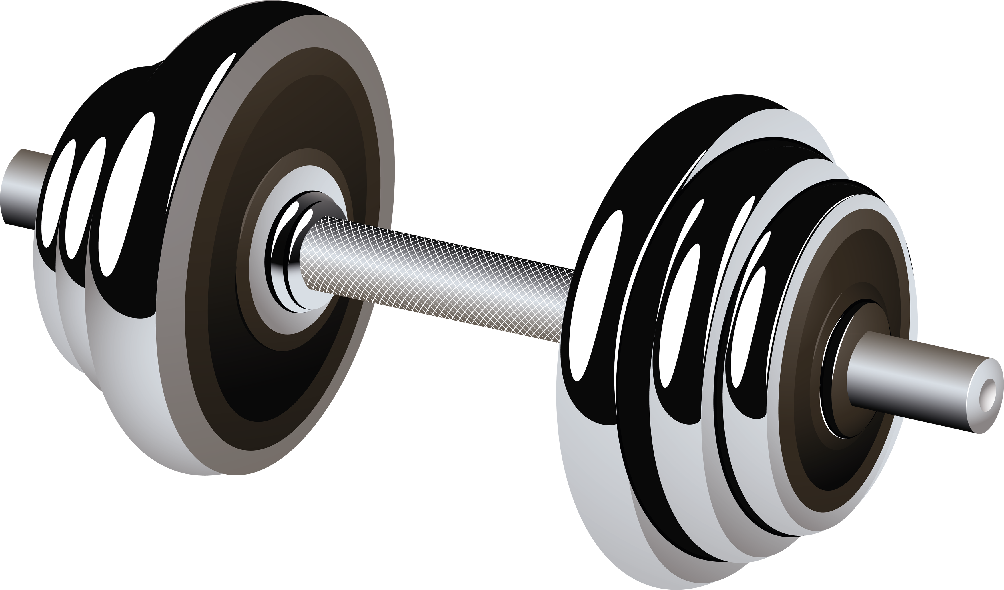 Barbell HD PNG-PlusPNG.com-3513 - Barbell HD PNG