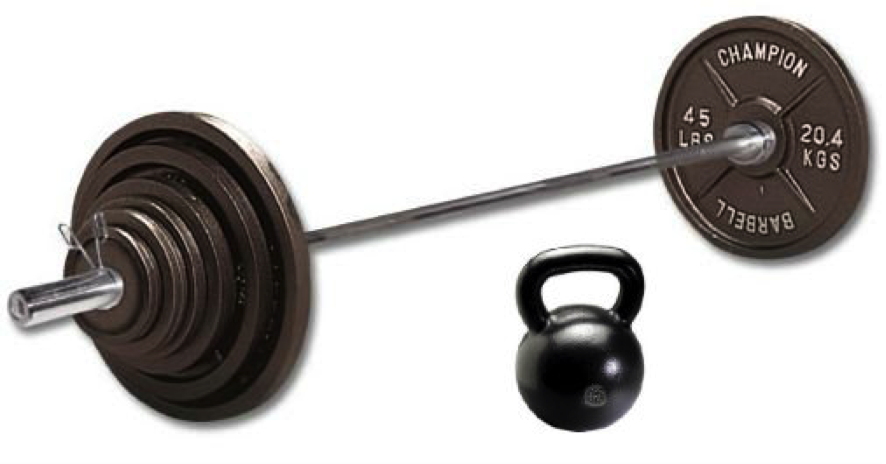 Barbell HD PNG - 92661
