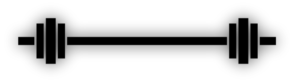 Barbell HD PNG - 92659