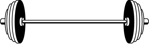 Barbell HD PNG - 92655