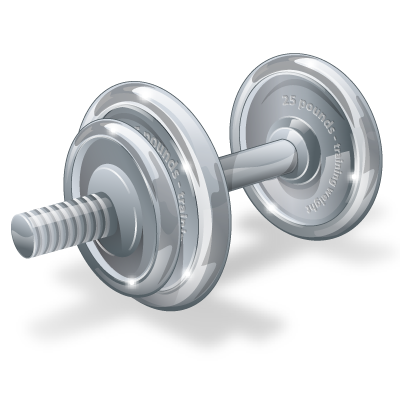 Barbell HD PNG - 92658