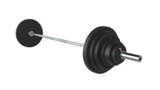 Barbells with a Rush Twist - Barbell HD PNG
