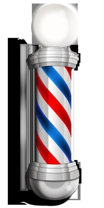 Barber Pole #1713135 - Barber Pole PNG HD - Barber PNG HD