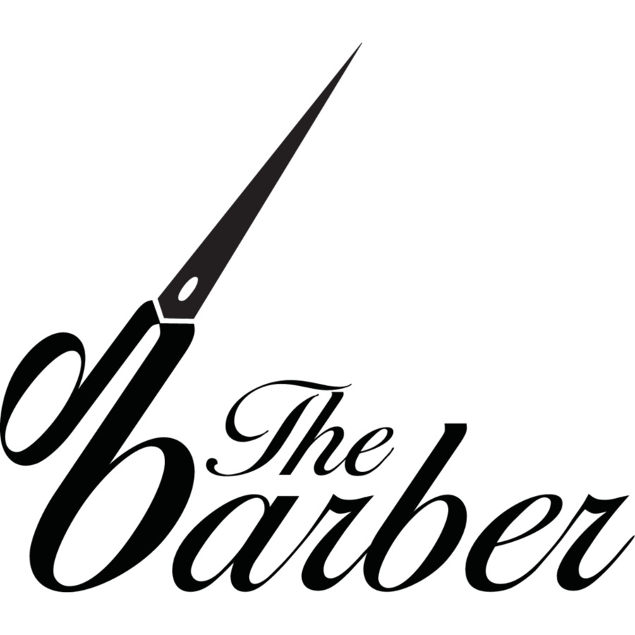 Barbershop Logo Scissors - barber - Barber PNG HD