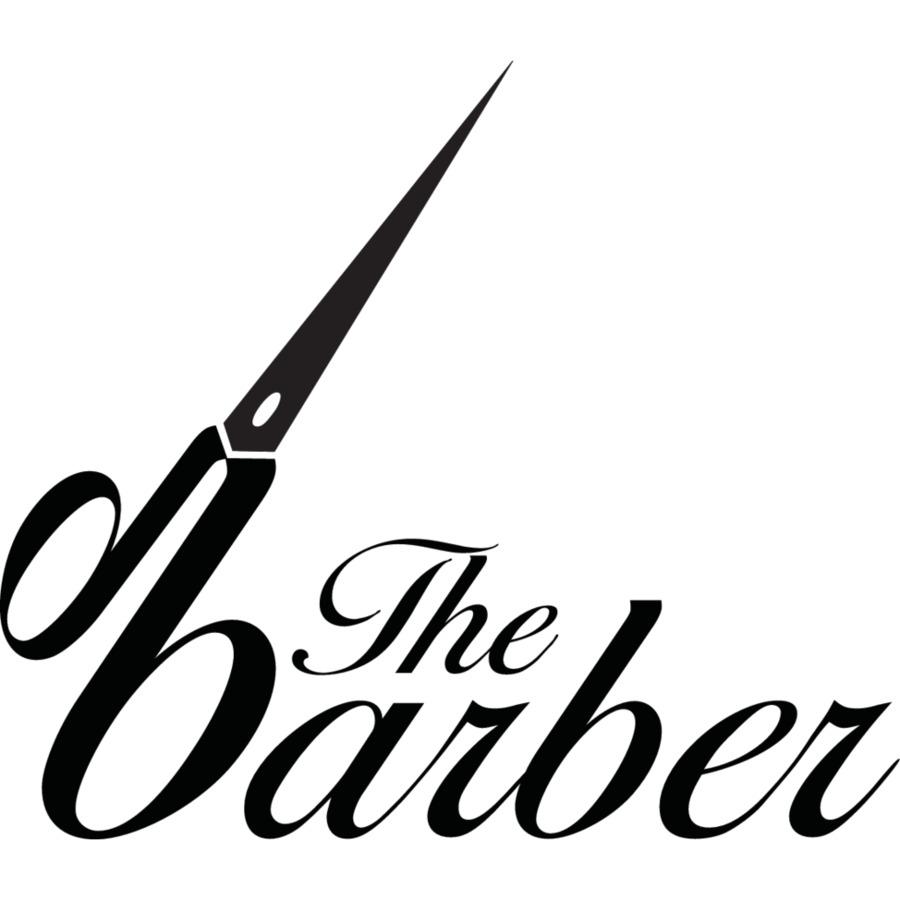 Barbershop Logo Scissors - Barber - Barber PNG HD