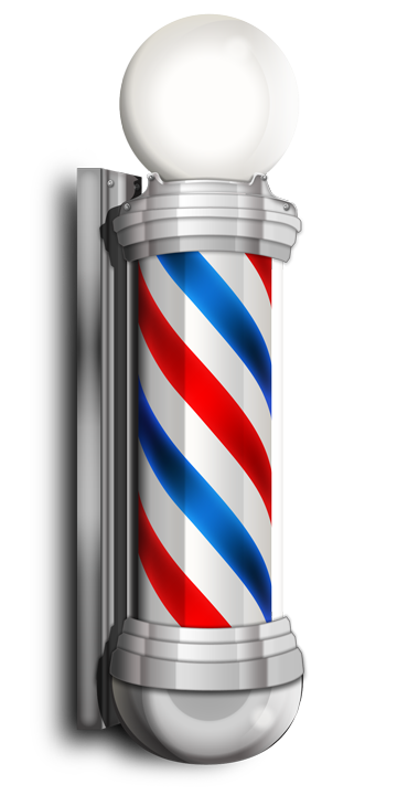 Barber Pole PNG HD - 126890