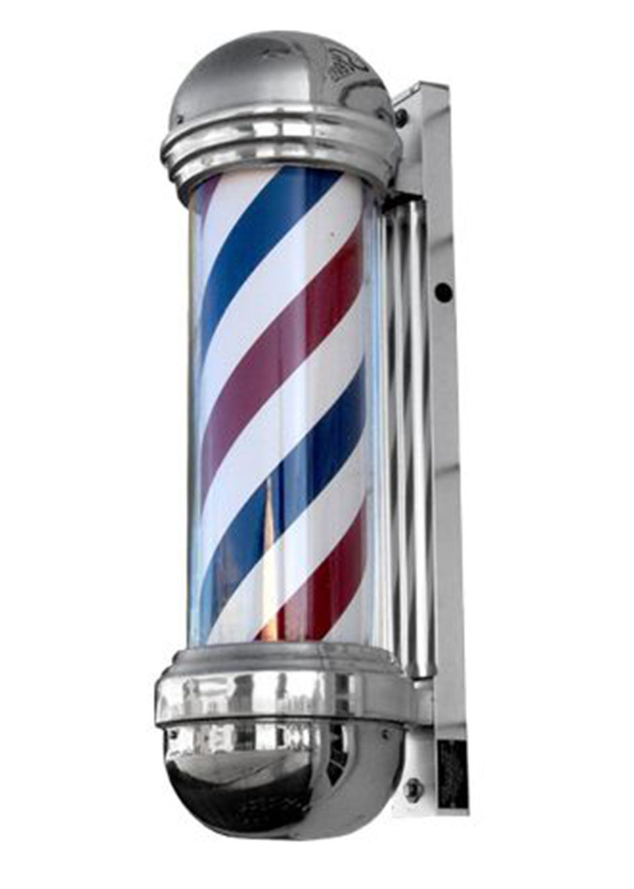 Free Barber Pole Clipart. A Little Off the Top | Reasons To Rejoice - Barber Pole PNG HD