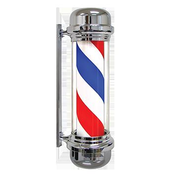 Barber Pole PNG HD - 126892