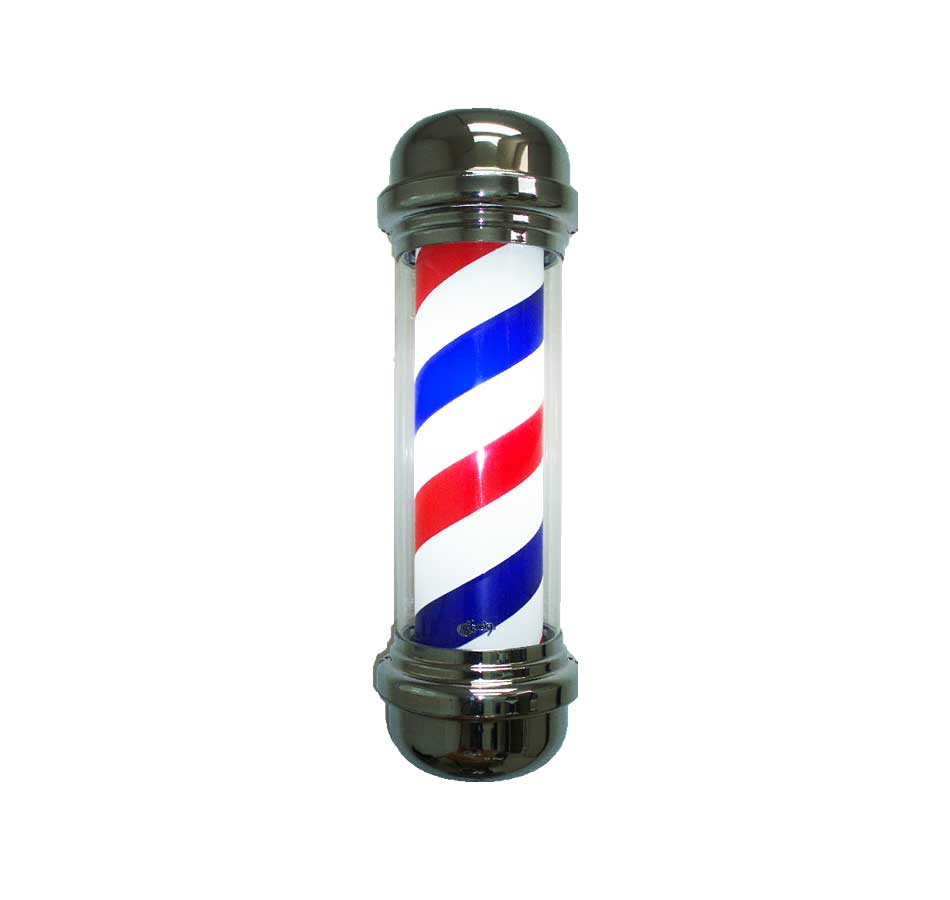 Scalpmaster Indoor Barber Pole - Barber supplies, Barber Depot - Barber Pole PNG HD