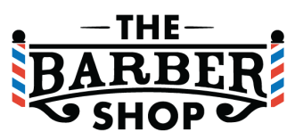 the-barber-shop-logo-black-(1) - Barber Shop PNG