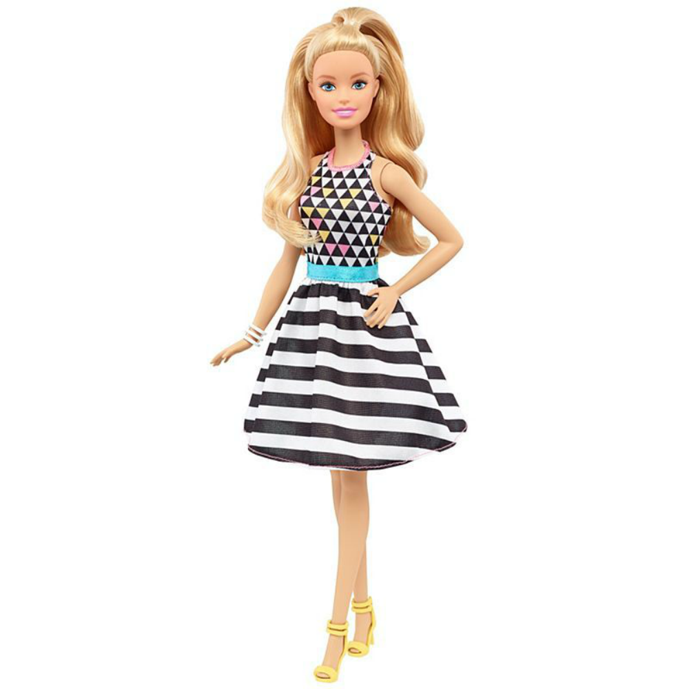 Barbie Doll PNG Black And White-PlusPNG.com-1000 - Barbie Doll PNG Black And White