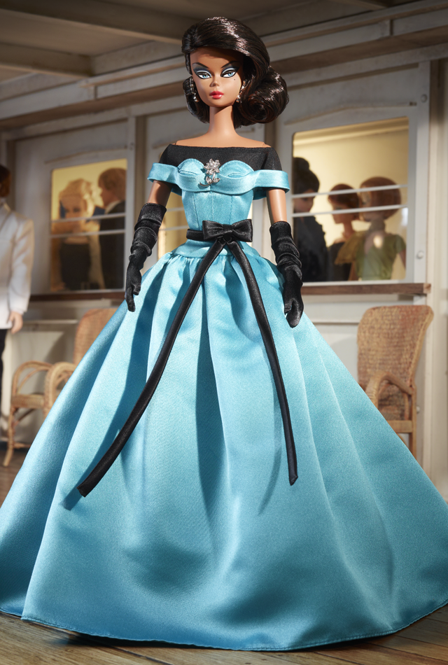 Ball Gown Barbie® Doll.png 640×950 pixels - Barbie Doll PNG Black And White