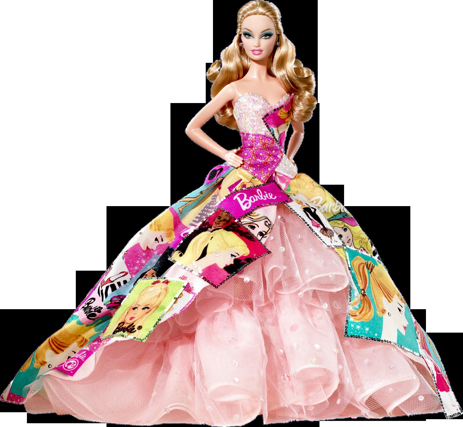 Barbie PNG - 23815