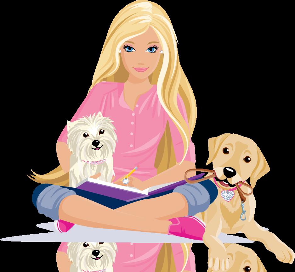 Barbie PNG - 23812
