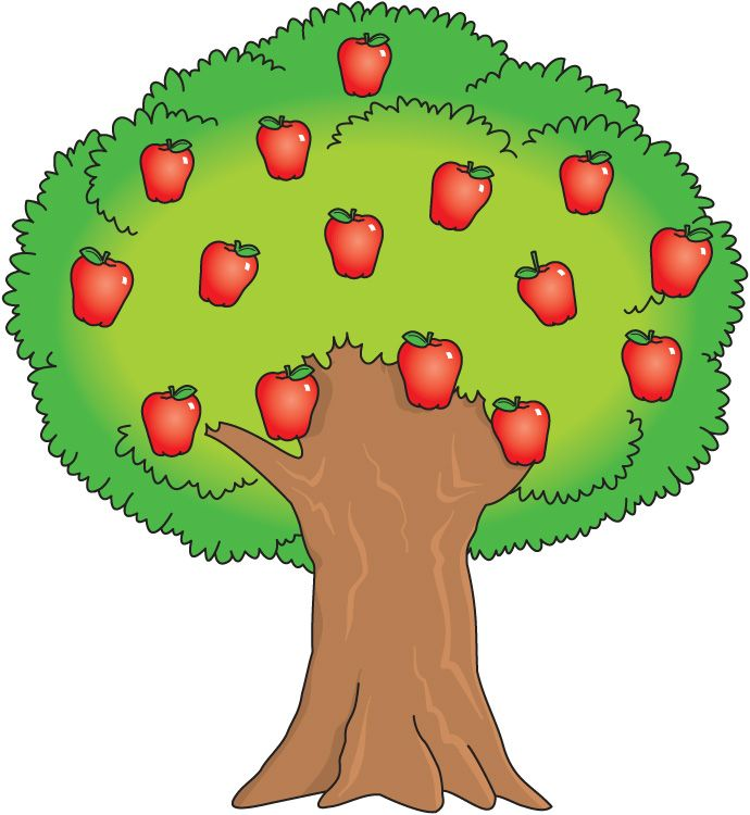 Apple Tree Clipart Clipart Panda Free Clipart Images - Bare Apple Tree PNG