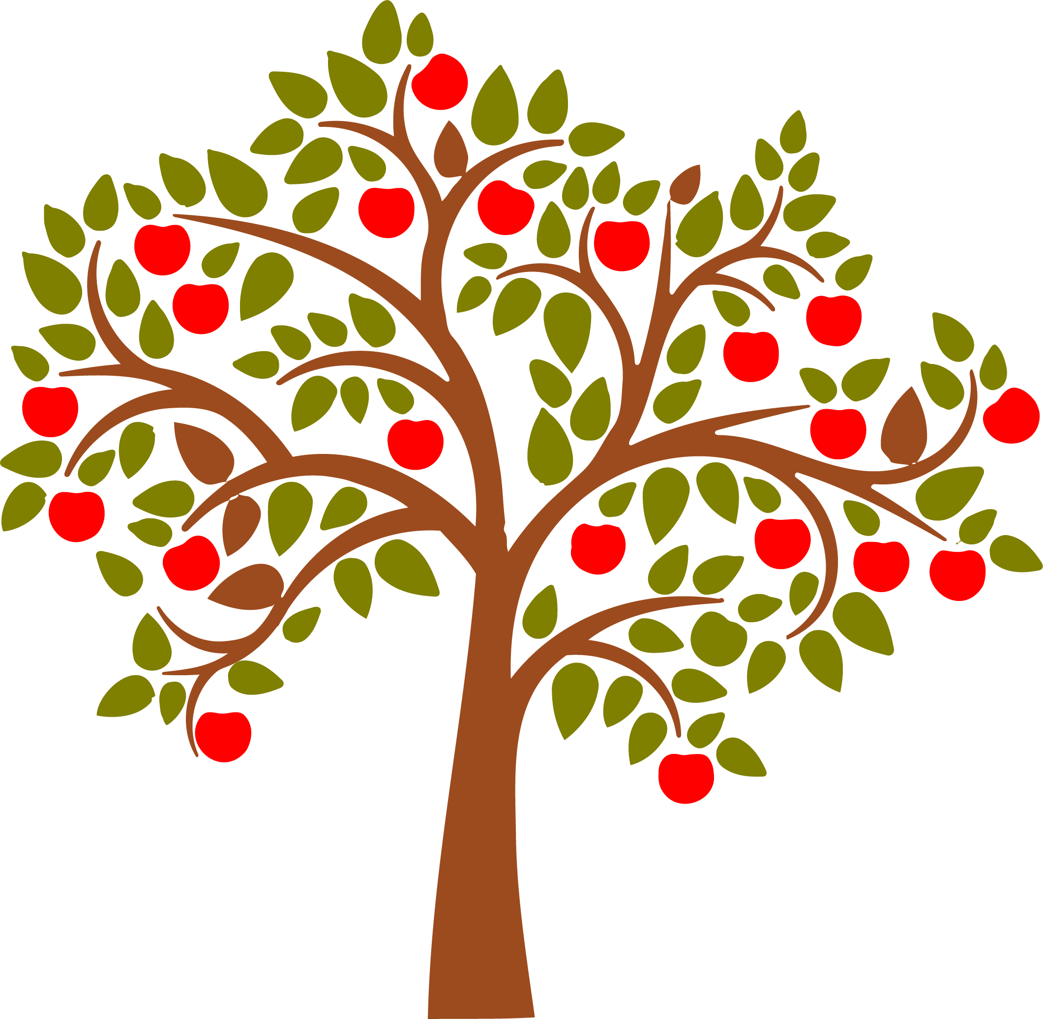 Apple Tree - Trading Phrases - Bare Apple Tree PNG