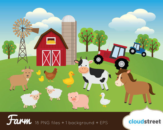 Barn Background PNG - 156959