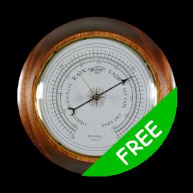 Barometer Icon Png image #9428 - Barometer PNG