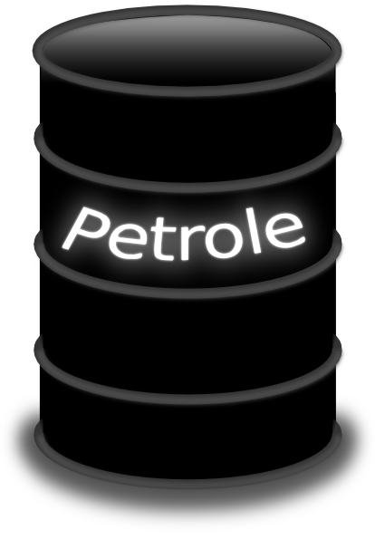 Download this image as: - Barrel Of Oil PNG