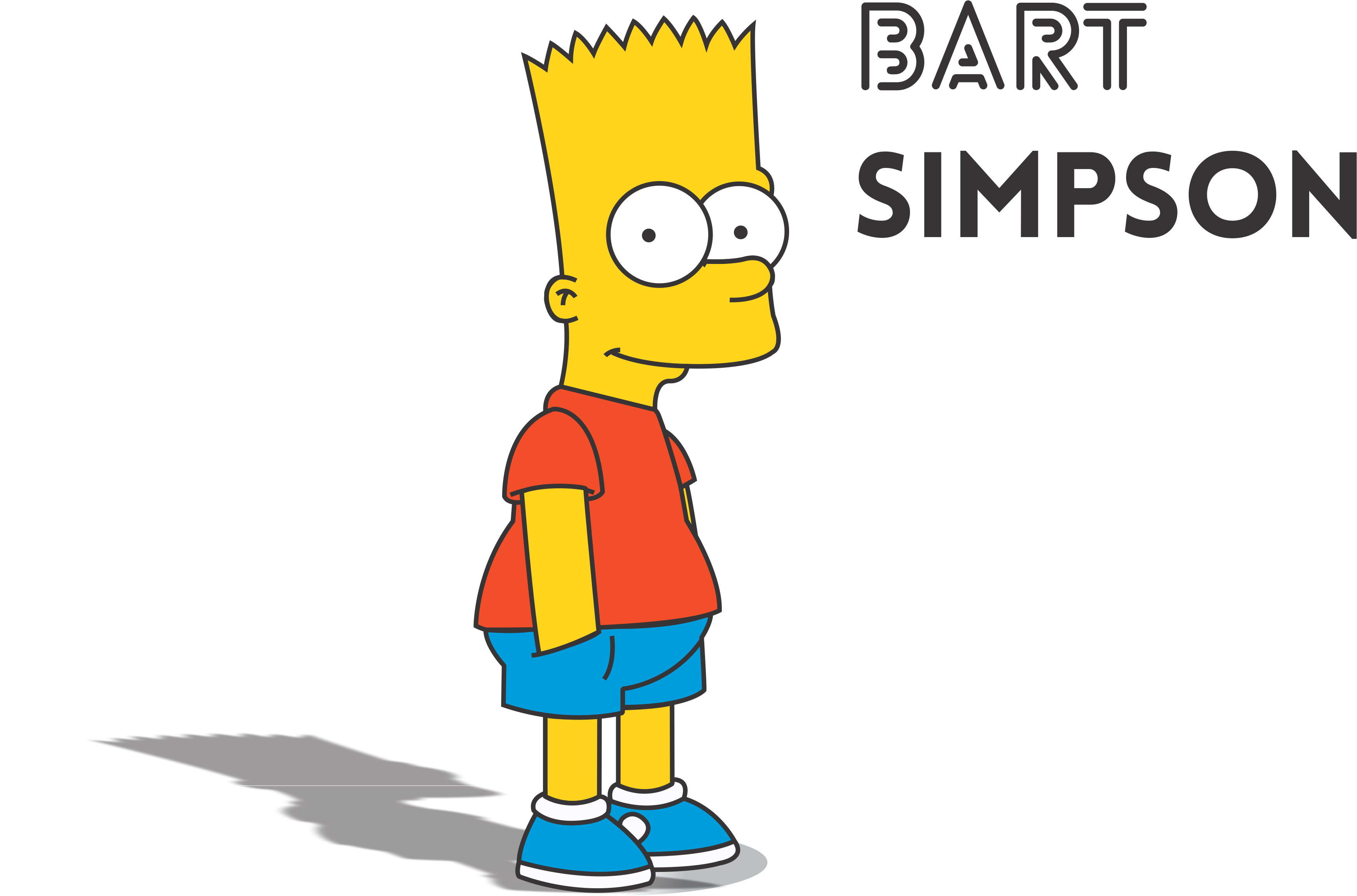 Bart Simpson by LukenStruken Bart Simpson by LukenStruken - Bart HD PNG