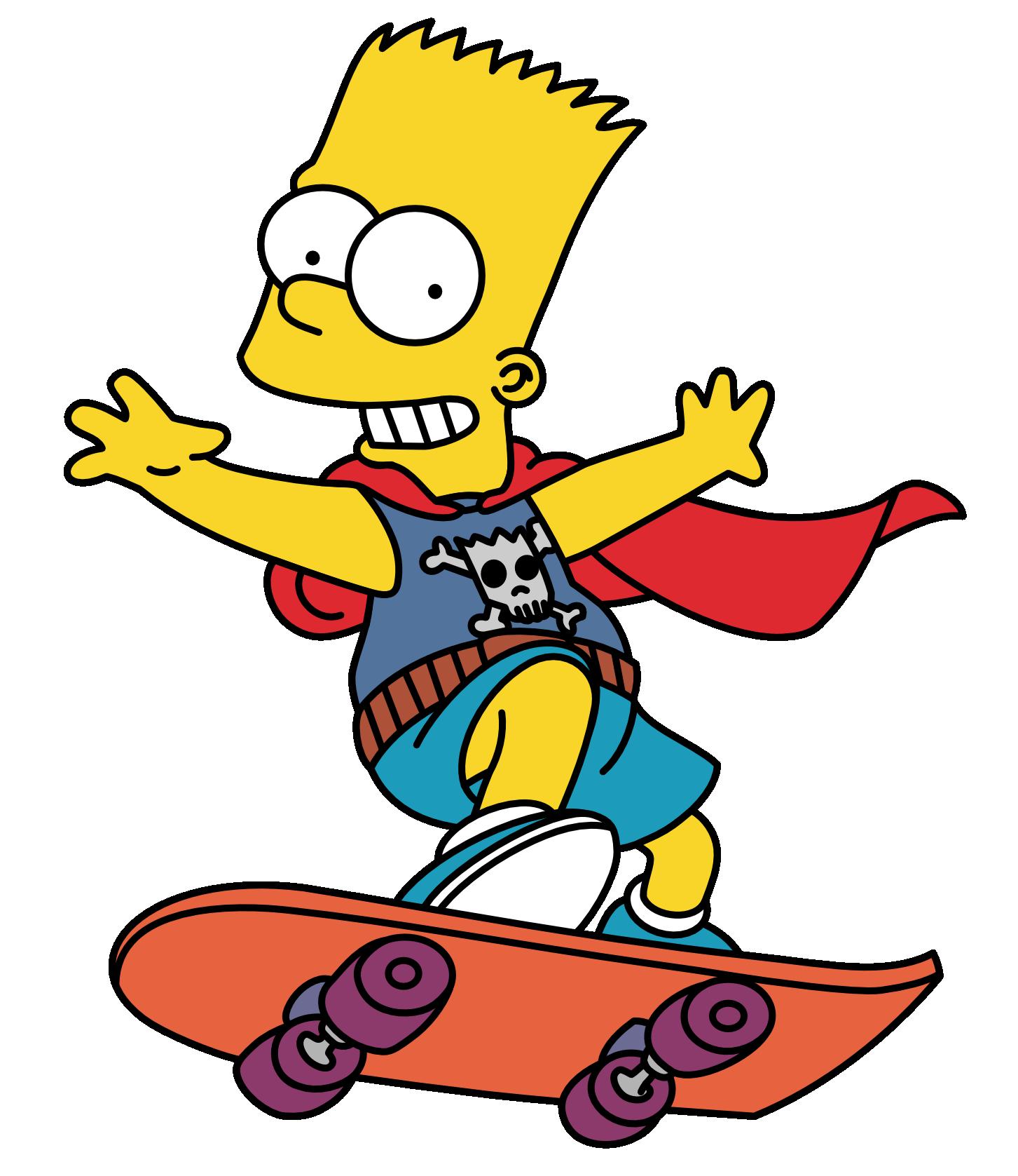 Bart Simpson Png Image PNG Image - Bart HD PNG