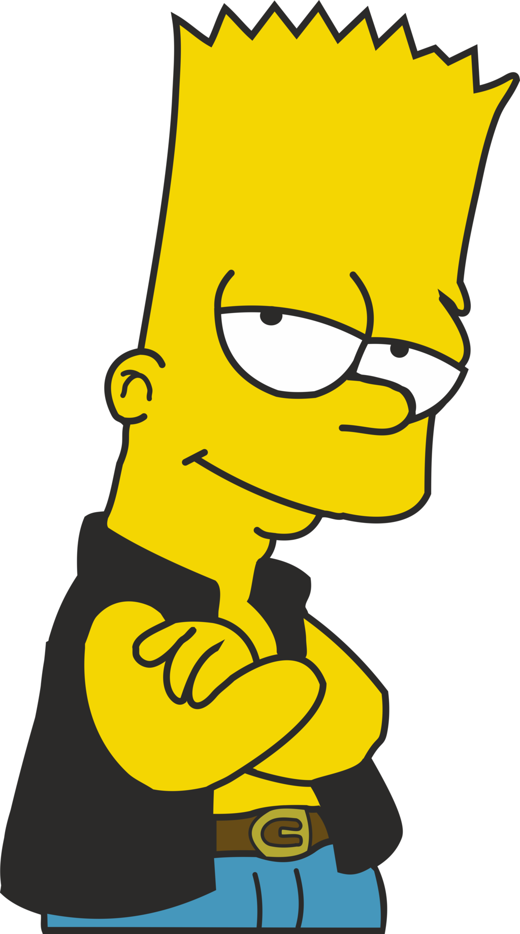 Bart Simpson PNG - 1414