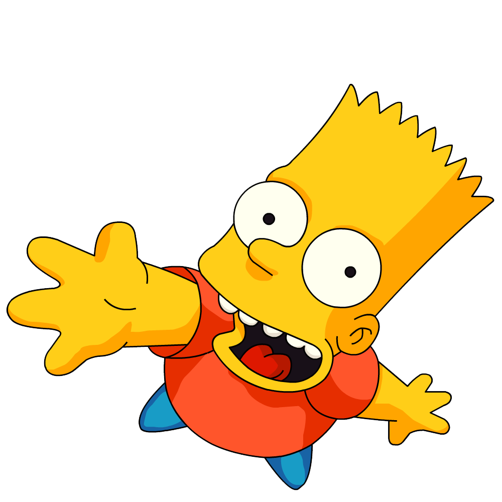 Bart Simpson PNG - 1422