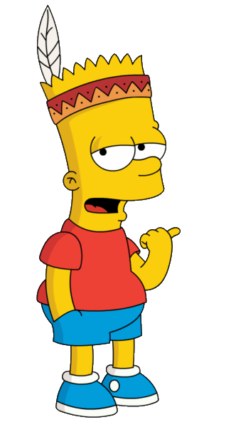 Bart Simpson PNG - 1423