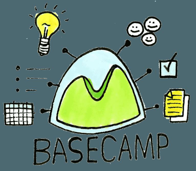 Basecamp, in a nutshell. - Base Camp PNG