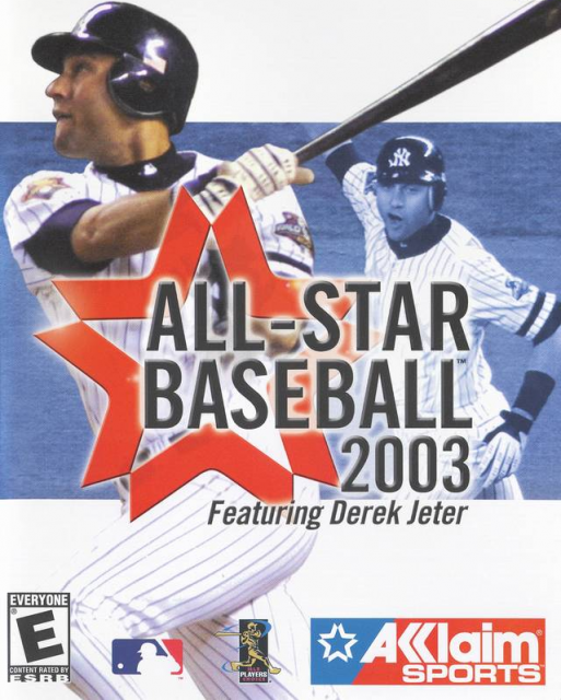 All-Star Baseball 2003 - Baseball Bomb PNG