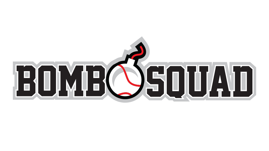 Bomb Squad Baseball Graphic - Baseball Bomb PNG