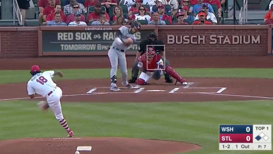 VIDEO: Bryce Harper Kicks Off Scoring With Two-Run Bomb on Sunday Night  Baseball - Baseball Bomb PNG