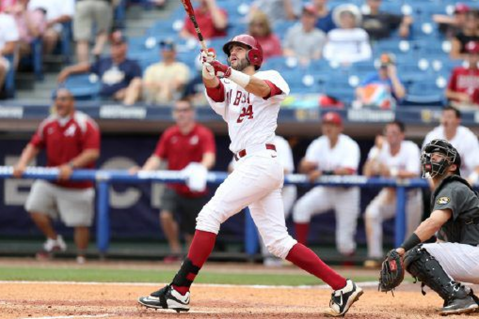 Will Haynieu0027s 7th Inning Bomb Advances Alabama Baseball Past Missouri, 4-3 - Baseball Bomb PNG