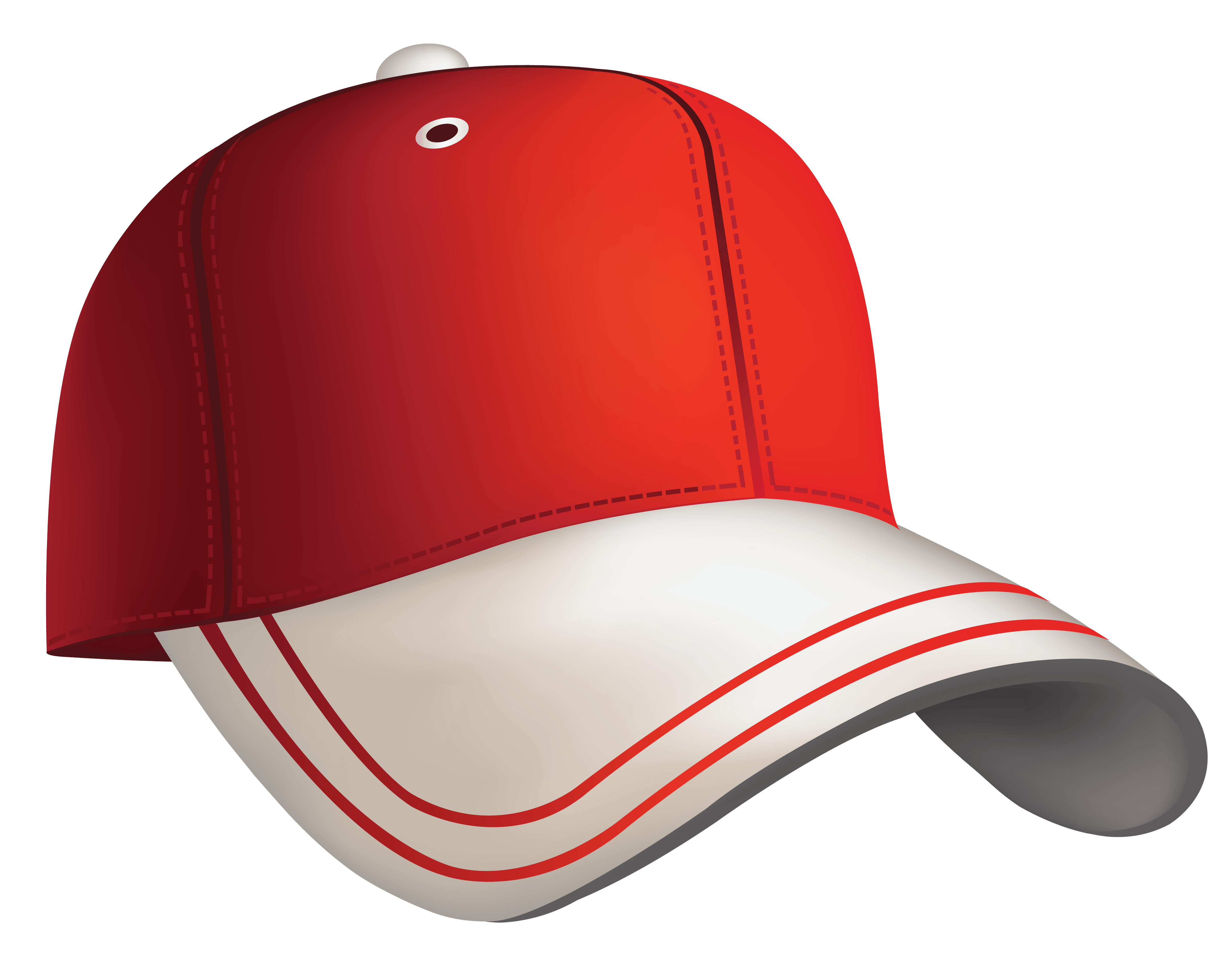 Red Baseball Cap PNG Transparent image - Baseball Cap PNG