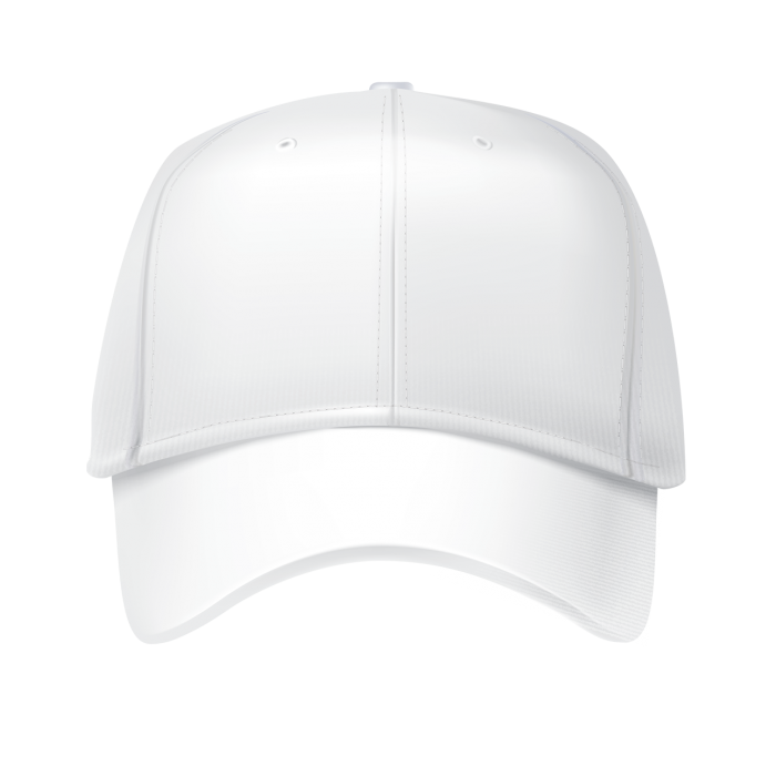 Baseball cap By Yupoong 6277PT Flexfit Cotton Twill Ponytail - Baseball Hat PNG Front