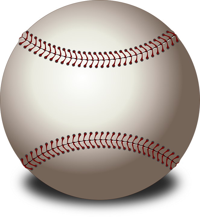 Baseball, Ball, Sports, Equipment, Seam - Baseball HD PNG
