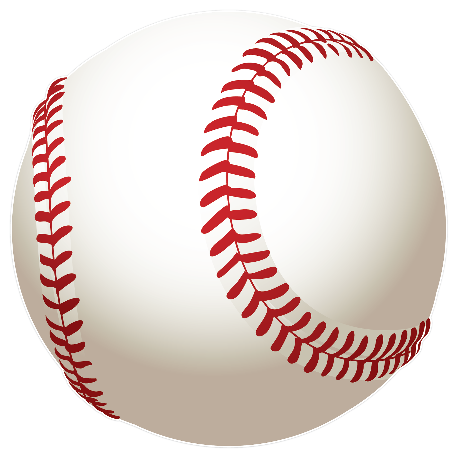 pin Baseball clipart clear background #6 - Baseball HD PNG