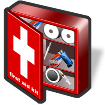 aid, first, kit icon. Download PNG - Basic First Aid PNG
