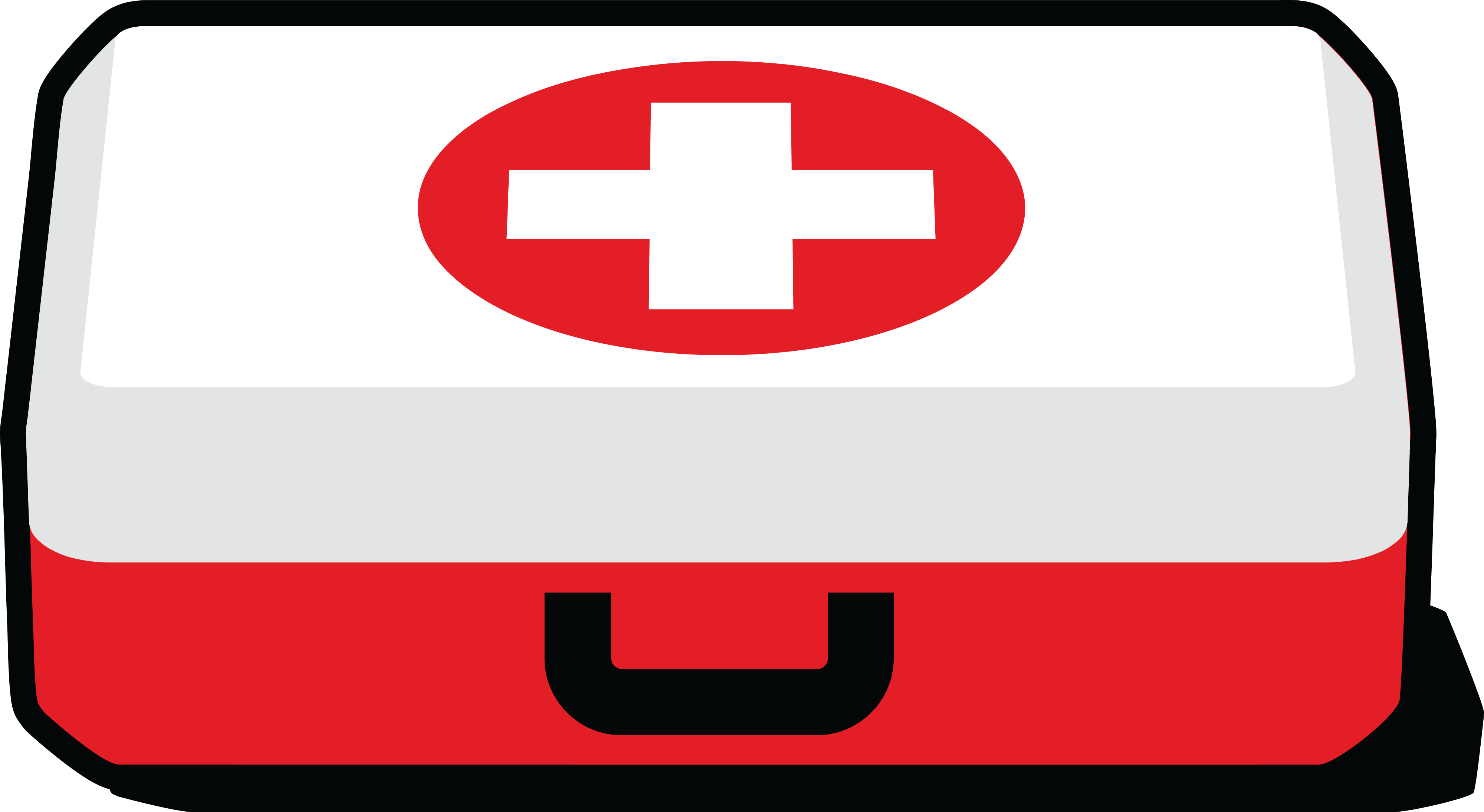 Free Clipart of a First Aid Kit #00011102 . - Basic First Aid PNG
