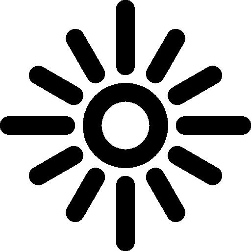 PNG SVG PlusPng.com  - Basic Sun PNG