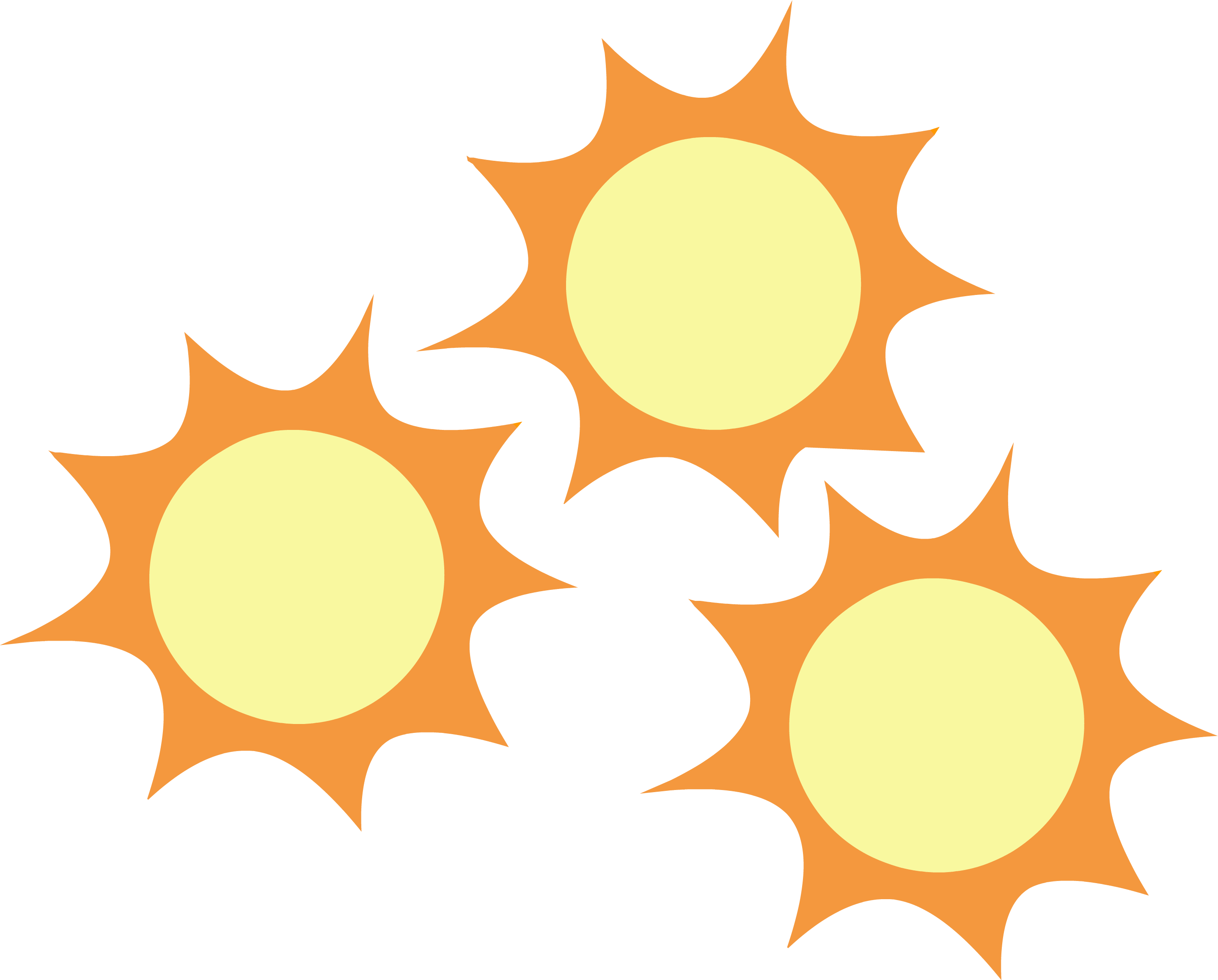 PonyMaker Suns.png - Basic Sun PNG