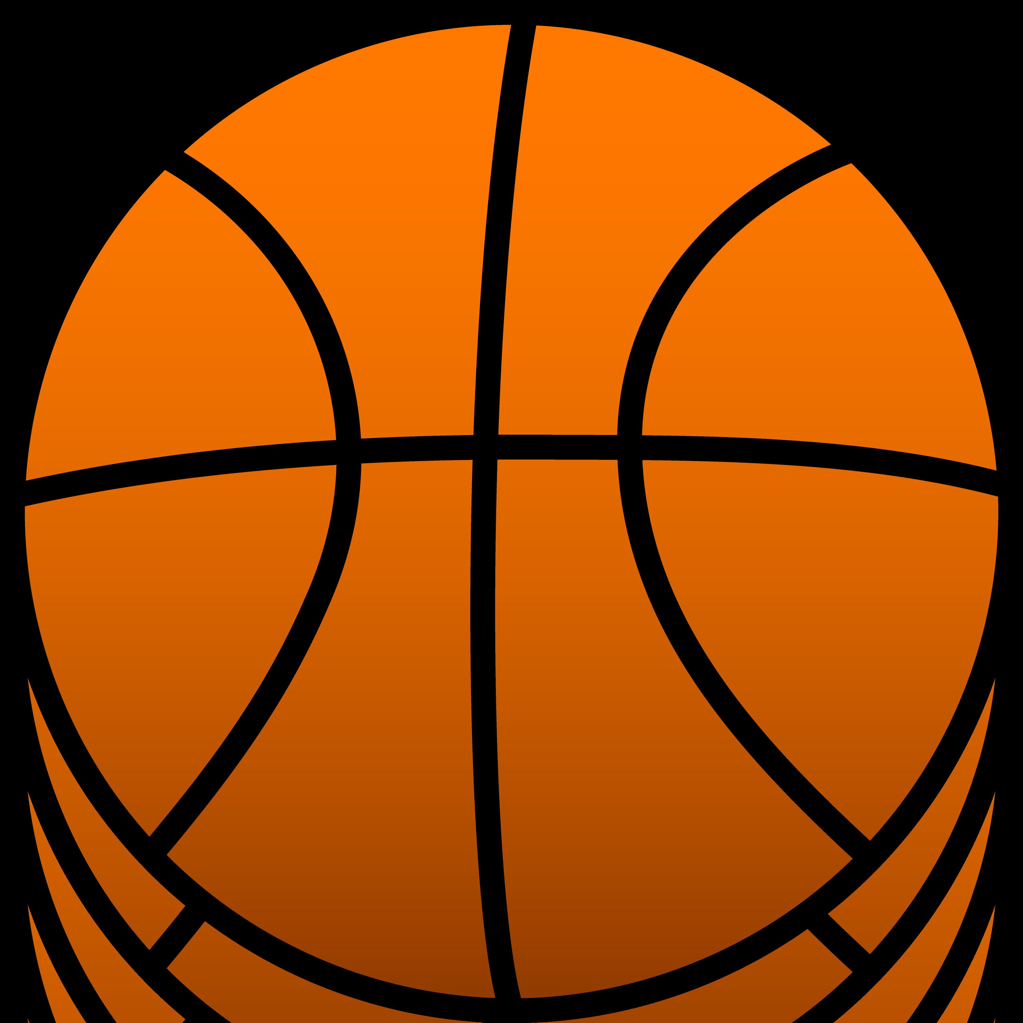 Basketball ball PNG image