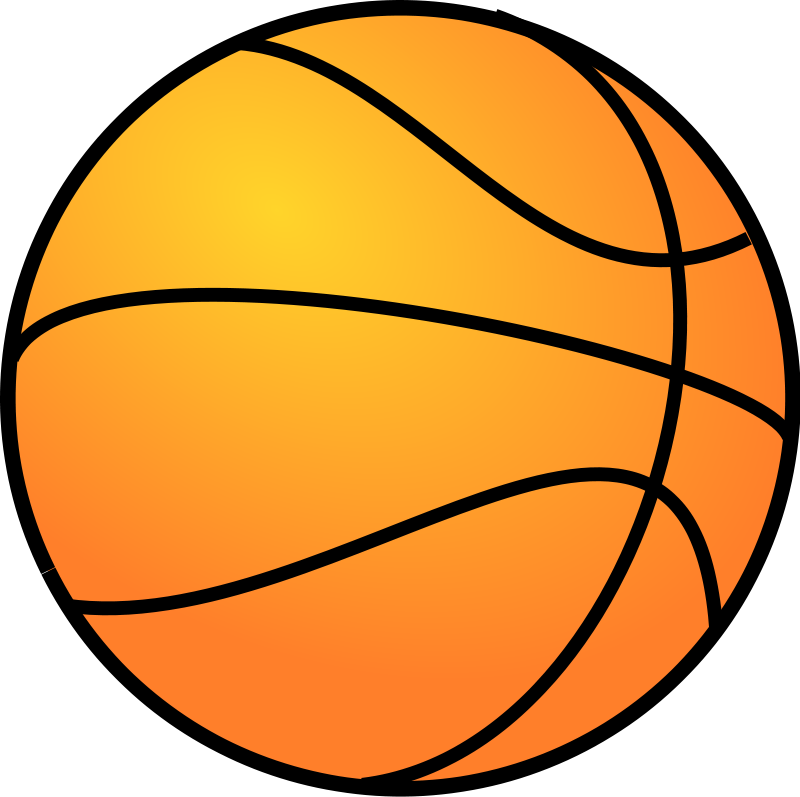 Basketball PNG - 5384
