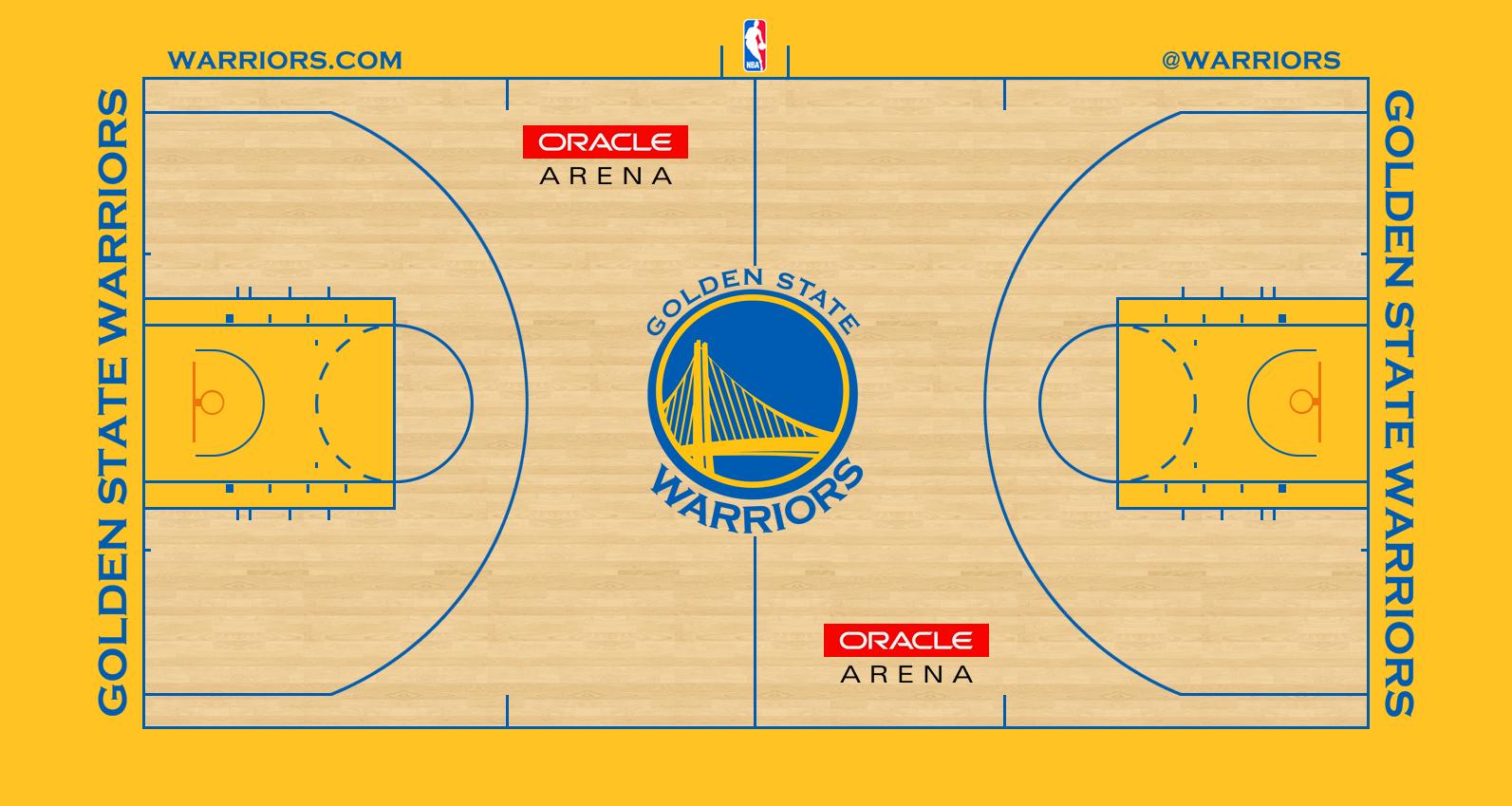 Basketball Court PNG HD - 122774