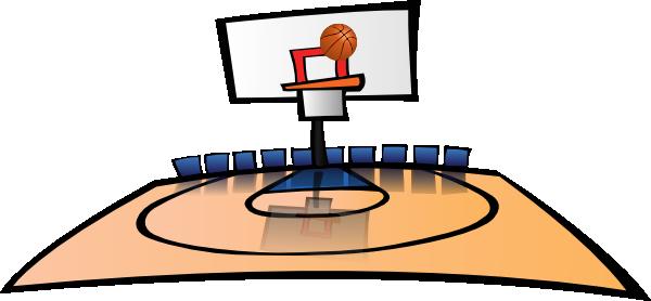 Basketball Court PNG HD - 122776