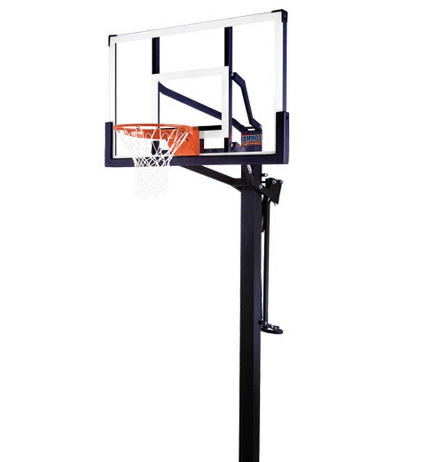 Basketball Hoop PNG HD - 124282