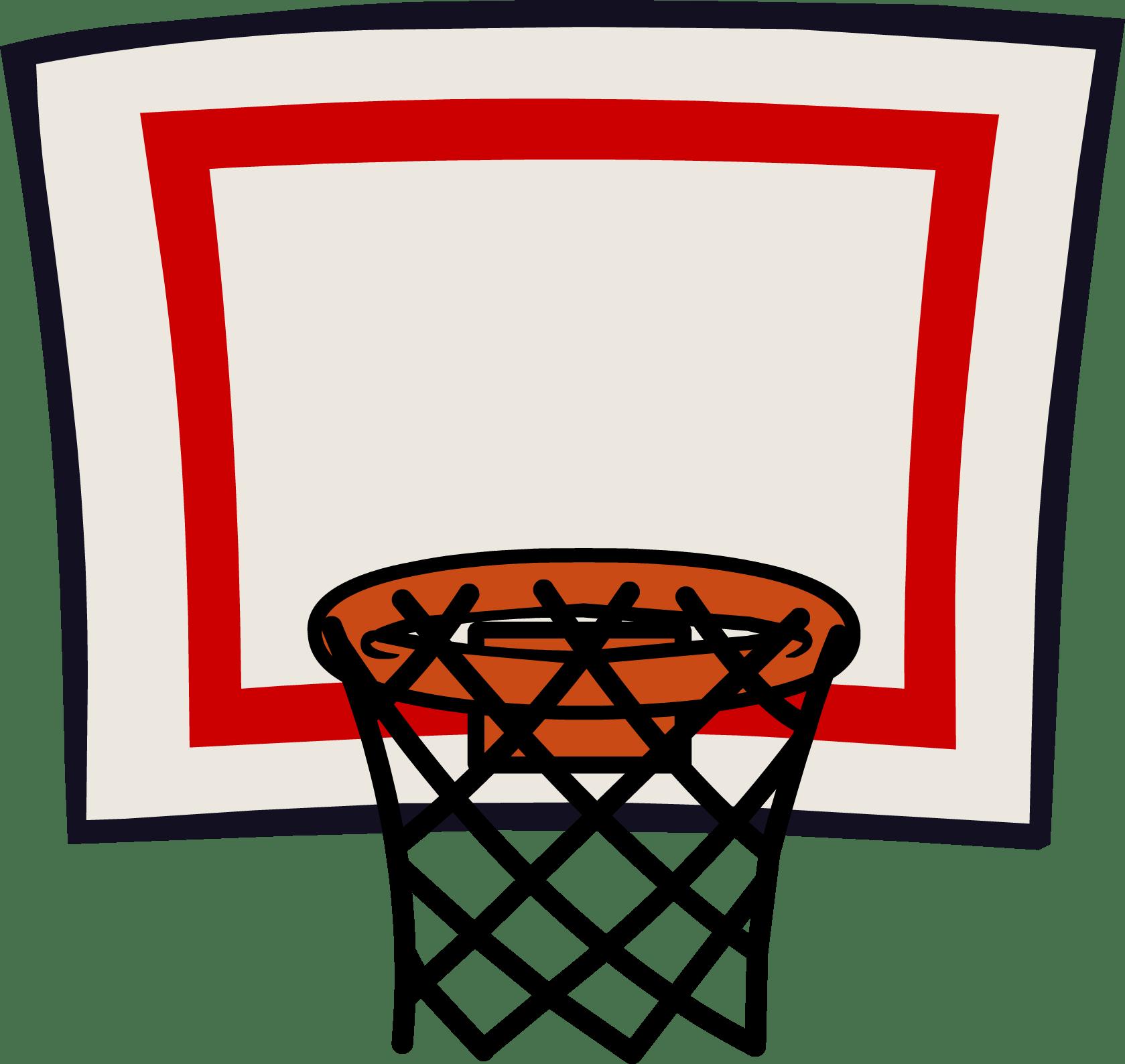 Basketball Net PNG