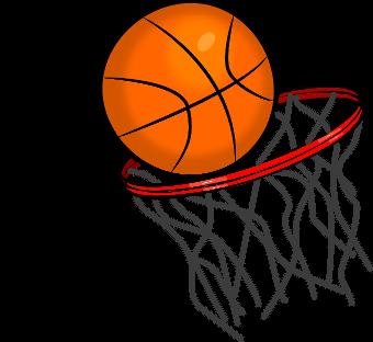 Basketball hoop clipart free - Basketball Net PNG HD