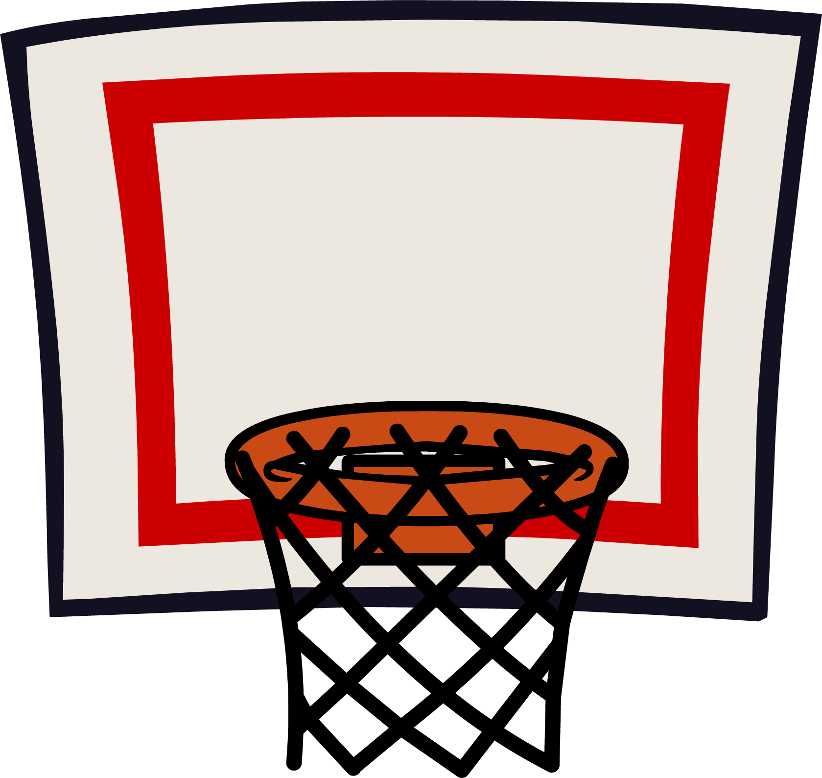 Basketball Net.PNG - Basketball Net PNG HD